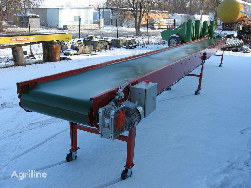 yeni GRIMME 9 m konveyör