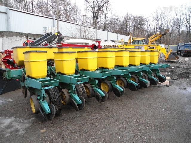 JOHN DEERE 7000 mekanik hassas ekim makinesi