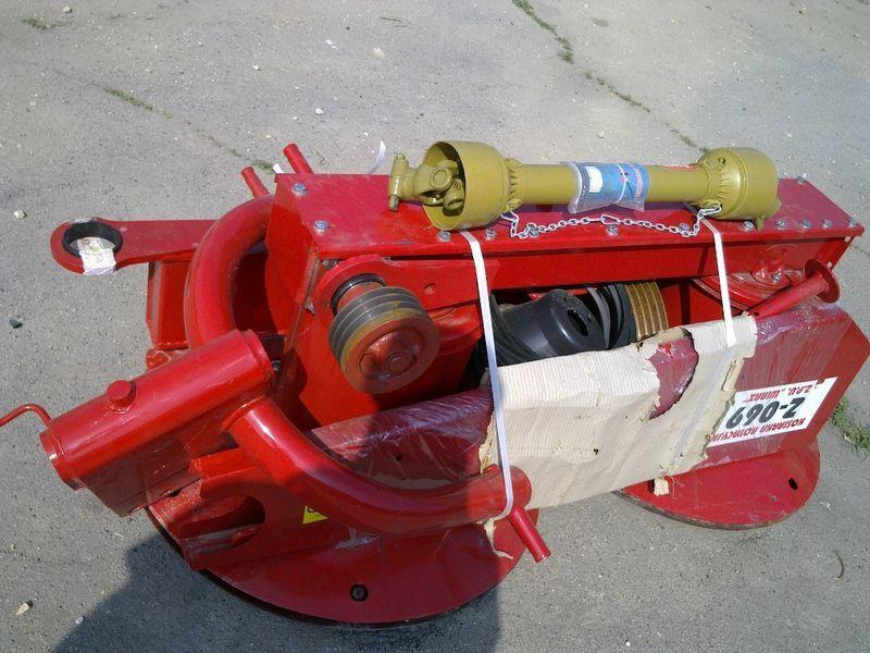 yeni Rotornaya kosilka Z-169, Z-069, Z-173 pr-vo Polsha orak makinesi
