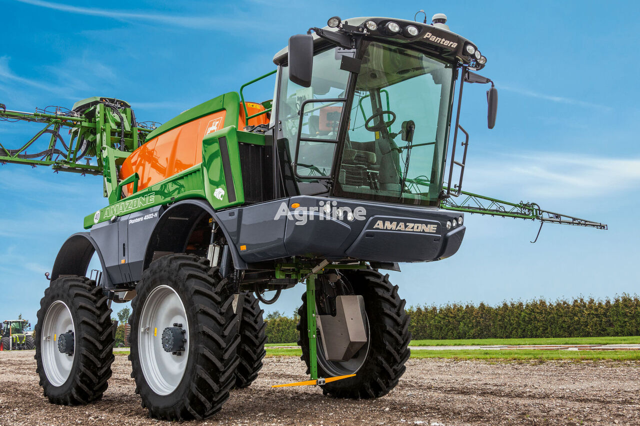 yeni AMAZONE Pantera 4502 otomotiv pülverizatörleri