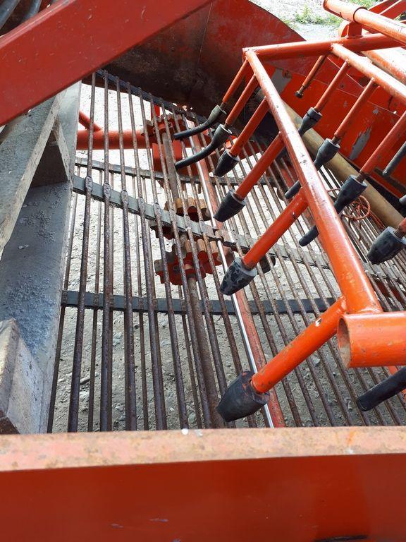 AMAC Podborshchik dlya luka D-2 patates toplama makinesi