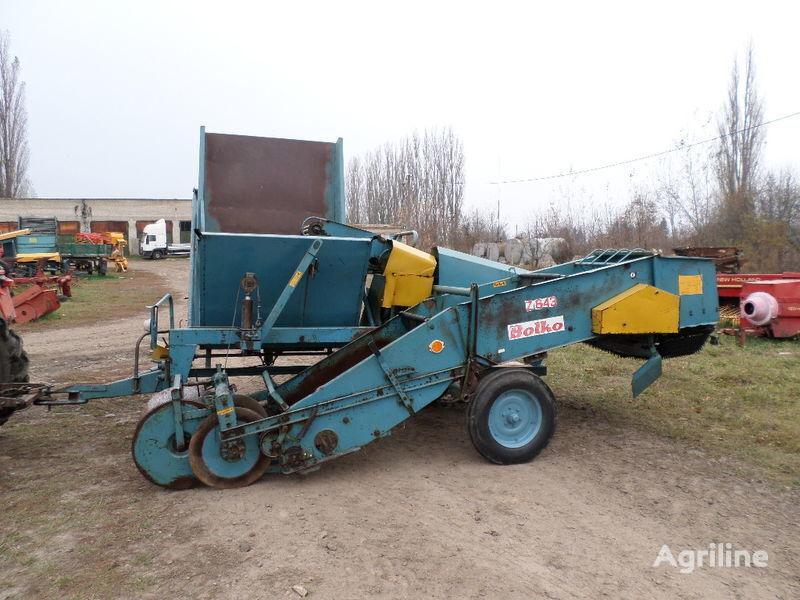 BOLKO Z-643  patates toplama makinesi