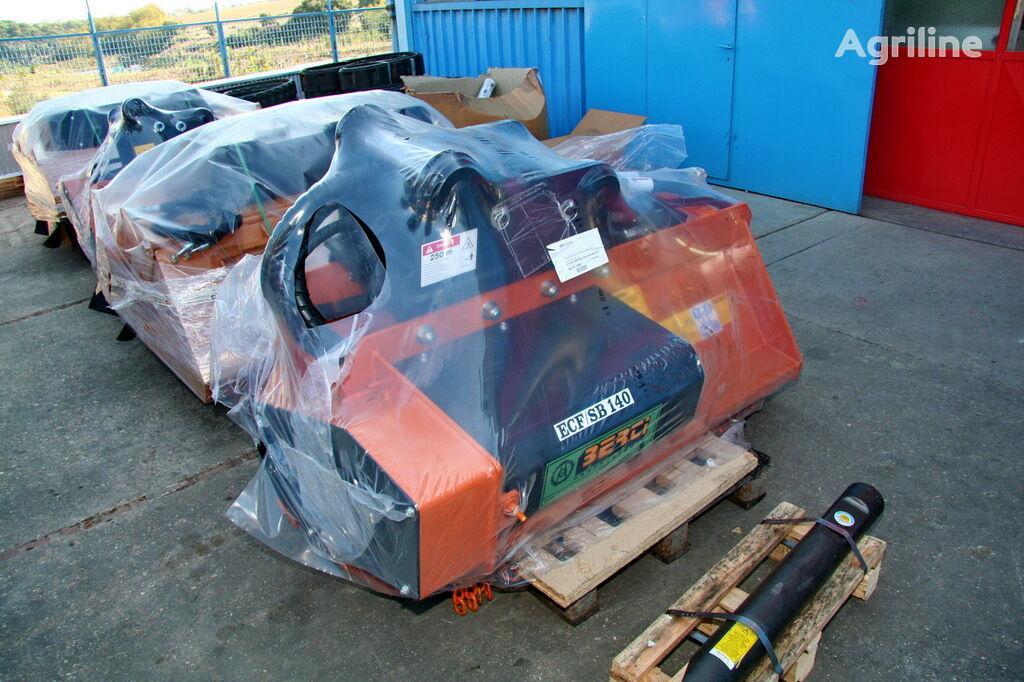 ECF-SB140 sap parçalama makinası