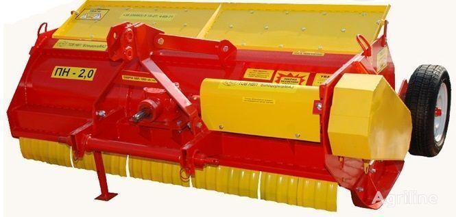 yeni PN-2,0 Belocerkovmaz sap parçalama makinası