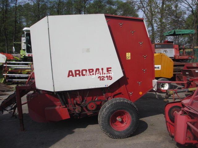 CLAAS ROLLANT 66 / AROBALE 1215 silindirik balya makinesi