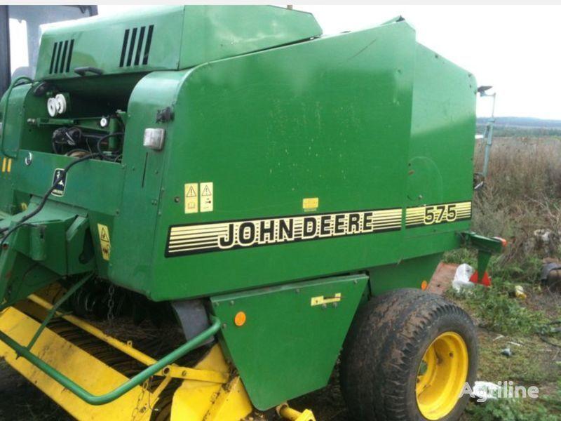 JOHN DEERE 575 silindirik balya makinesi