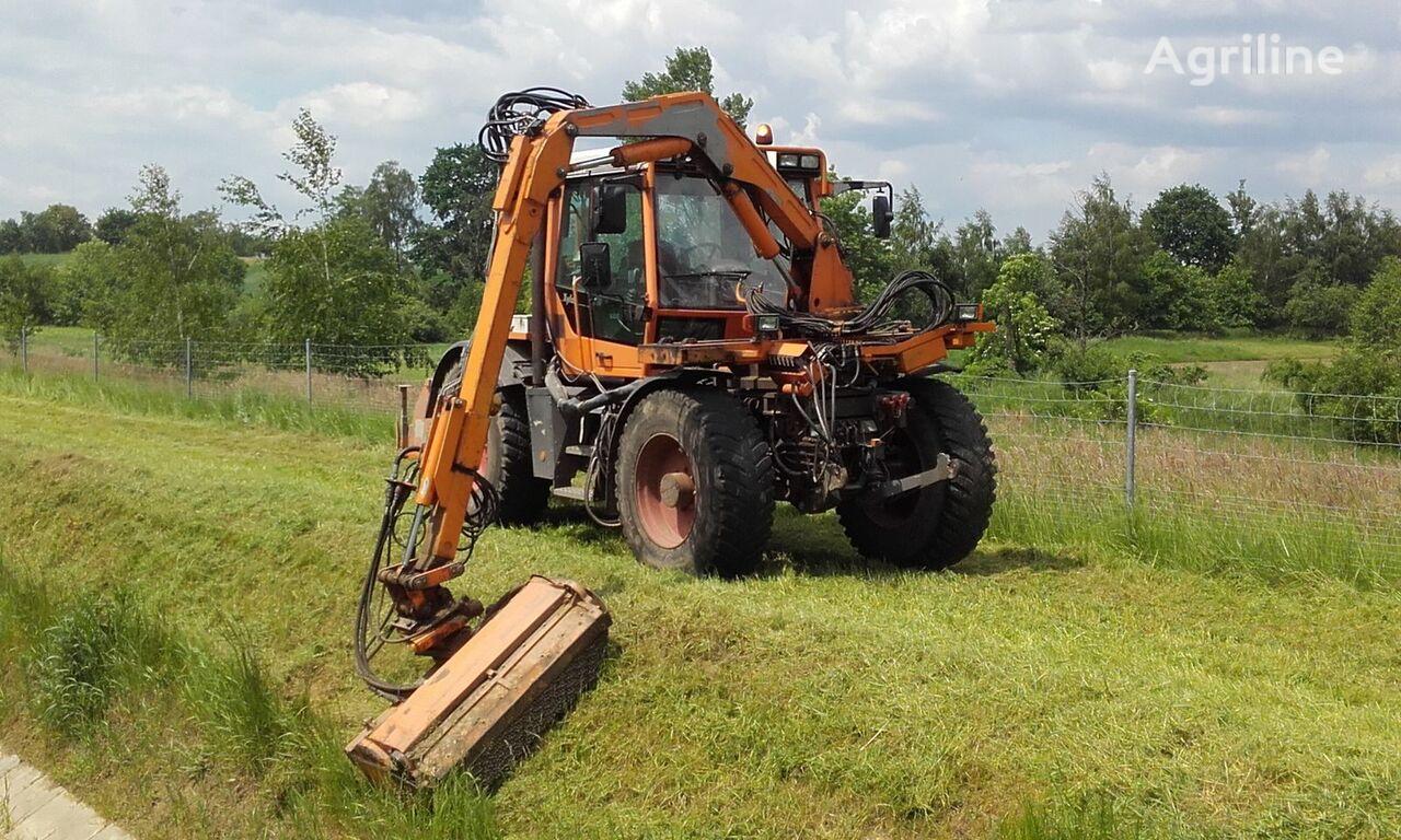 FENDT Xylon Kosiarka MULAG Schmidt Mähgeräte tekerlekli traktör
