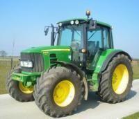 JOHN DEERE 6430 tekerlekli traktör