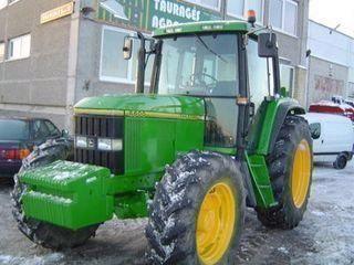 JOHN DEERE 6600 tekerlekli traktör