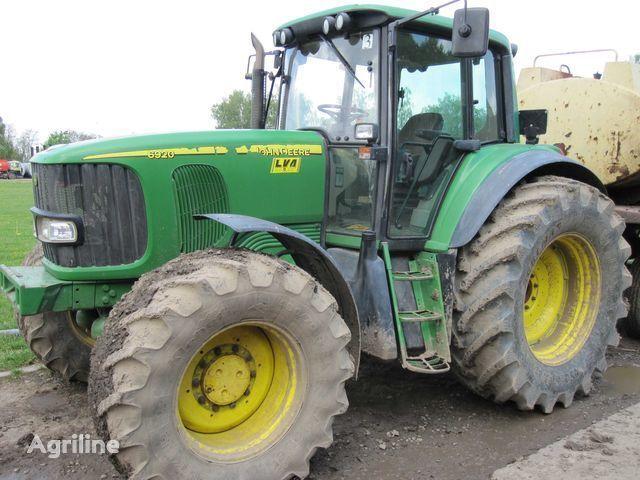 JOHN DEERE 6920 tekerlekli traktör