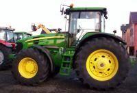 JOHN DEERE 7930 tekerlekli traktör