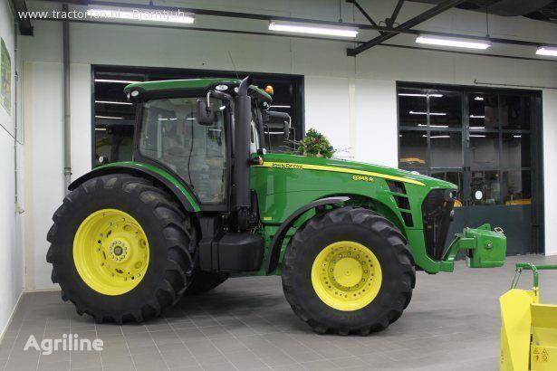 yeni JOHN DEERE 8320R tekerlekli traktör