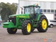 JOHN DEERE 8400 tekerlekli traktör