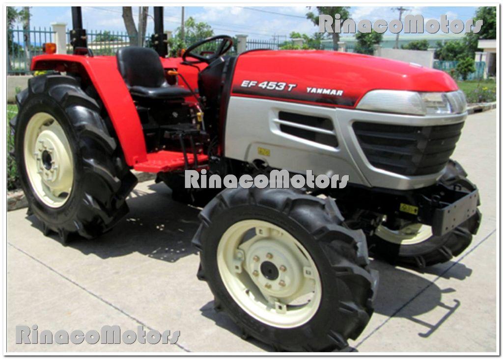 YANMAR GR453DT tekerlekli traktör