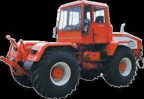 HTA-200-02 tekerlekli traktör