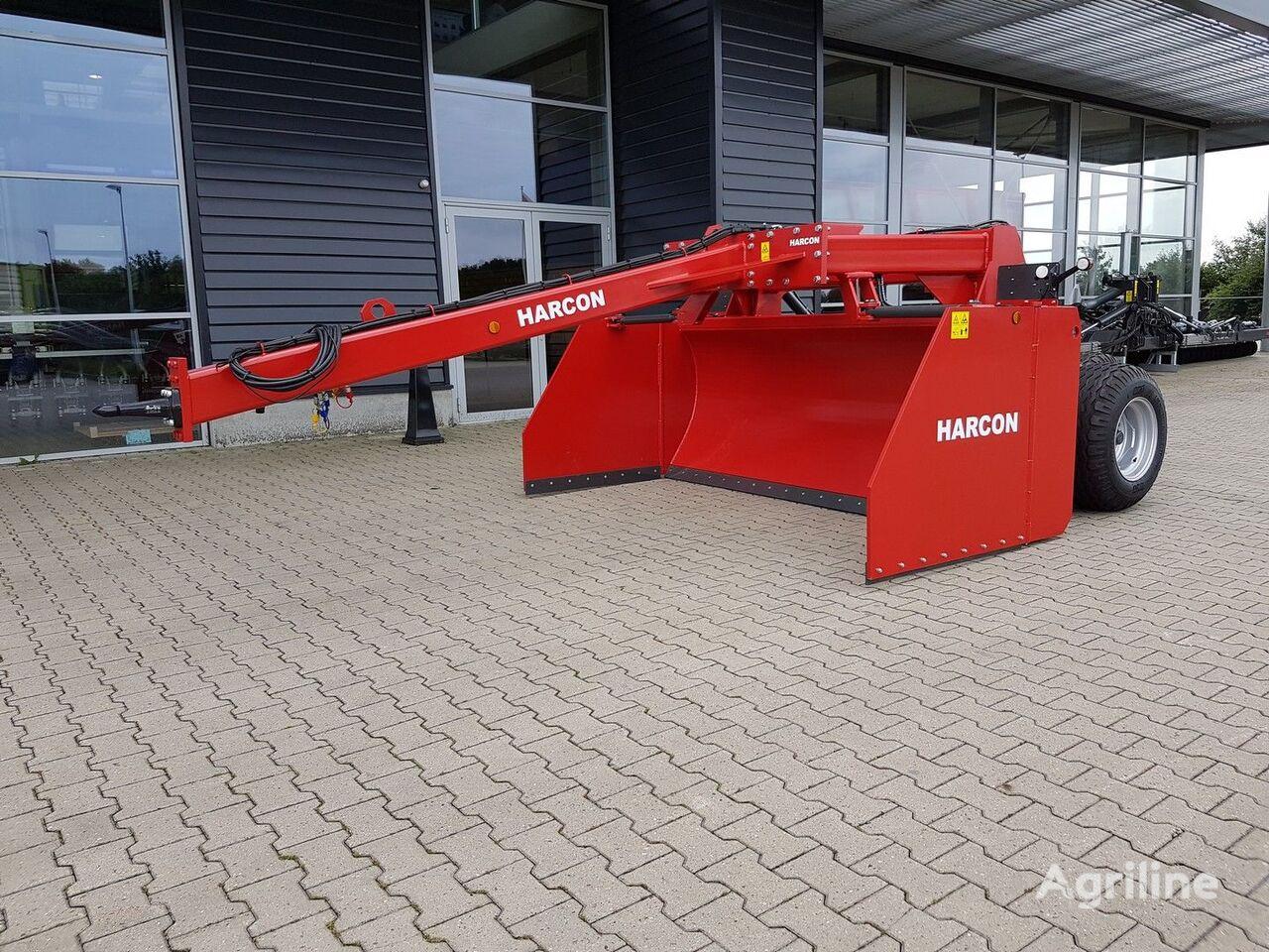 yeni HARCON KB3000 GIGANT 130 tesviye aleti