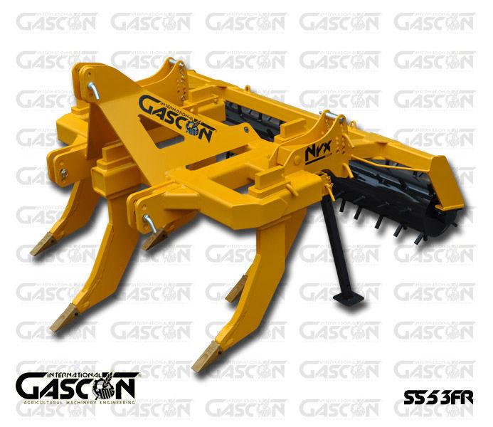 yeni GASCON  Glubokoryhlitel Gascon SS-5-3FR (150-210 l.s.) toprak işlema makinası