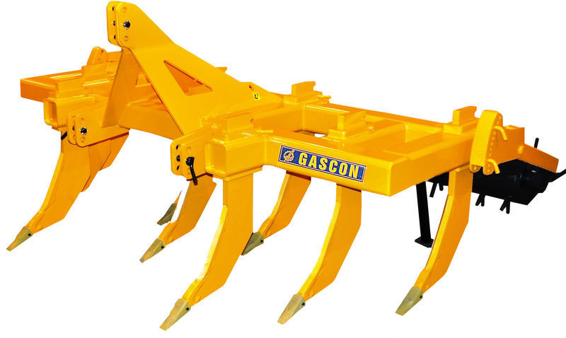 yeni GASCON  Glubokoryhlitel Gascon SS9-3FR (270-330 l.s.) toprak işlema makinası