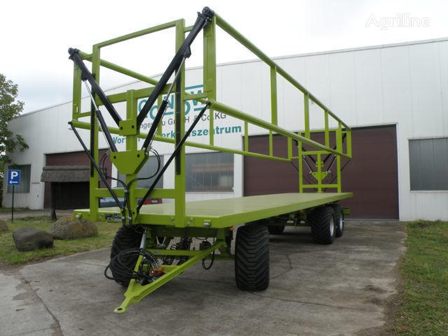 yeni CONOW BTW V 9 Ballen-Transportwagen traktör römork