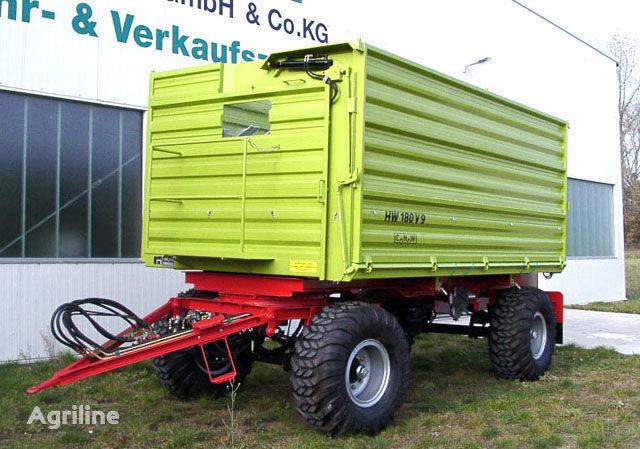 yeni CONOW HW 180 Zweiseiten-Kipper V 9 traktör römork