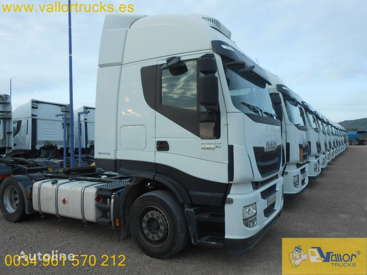 IVECO AS - AT / 440 tır