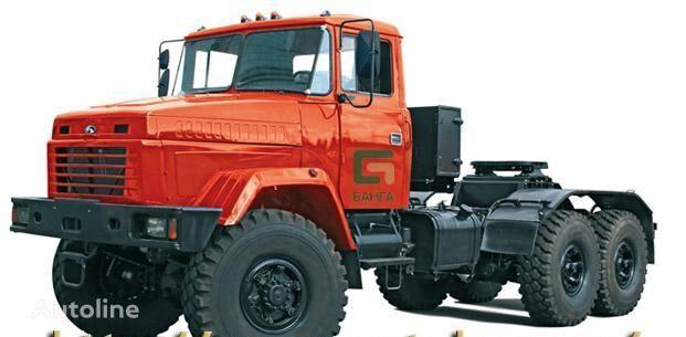 yeni KRAZ 6446-014 tır