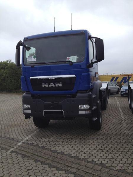 yeni MAN TGS 33.480, 6x6, EUR 3 tır