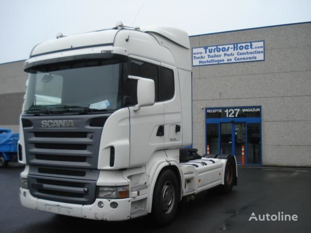SCANIA R 500 highline tır