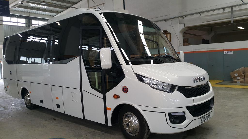 yeni IVECO Erduman  tur otobüsü