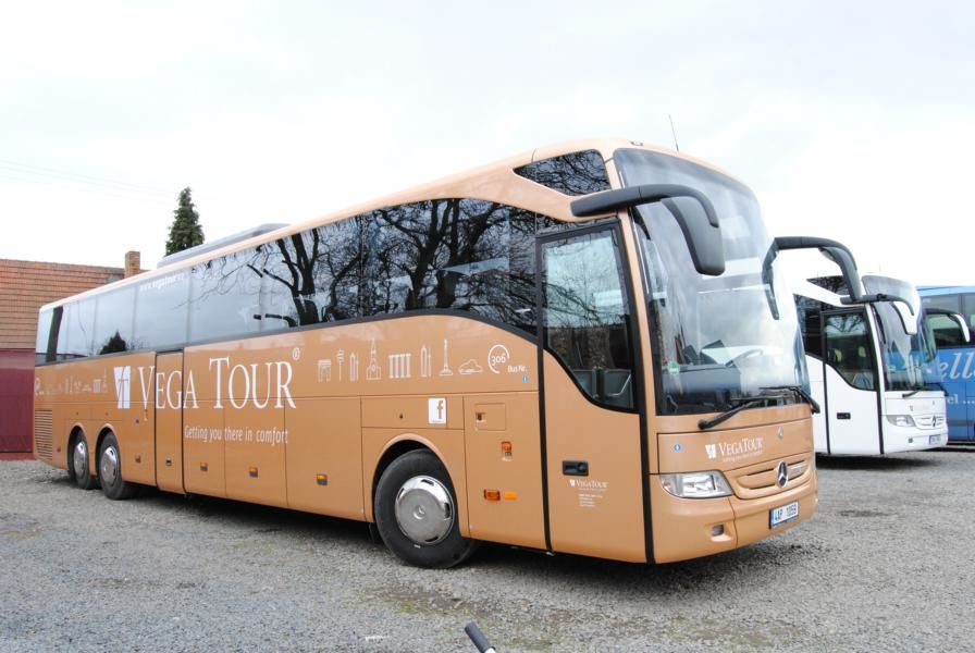 MERCEDES-BENZ Tourismo 17 RHD tur otobüsü