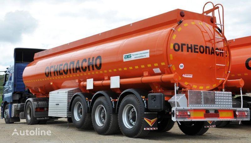 yeni EVERLAST EVL-30-3 yakıt tankeri
