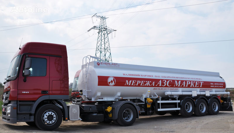 yeni EVERLAST PPC yakıt tankeri