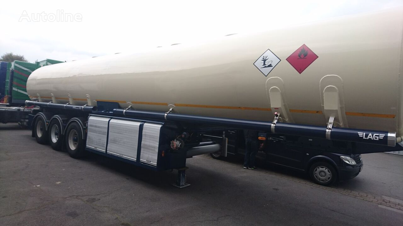 L.A.G. Benzin Diesel Tank 2X Zähler   Drucker yakıt tankeri