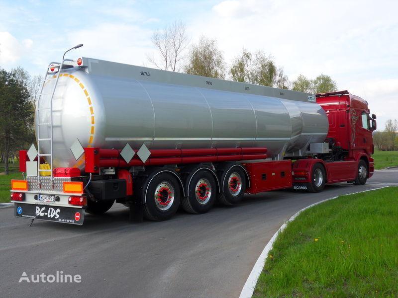 yeni LDS NCP-37 yakıt tankeri