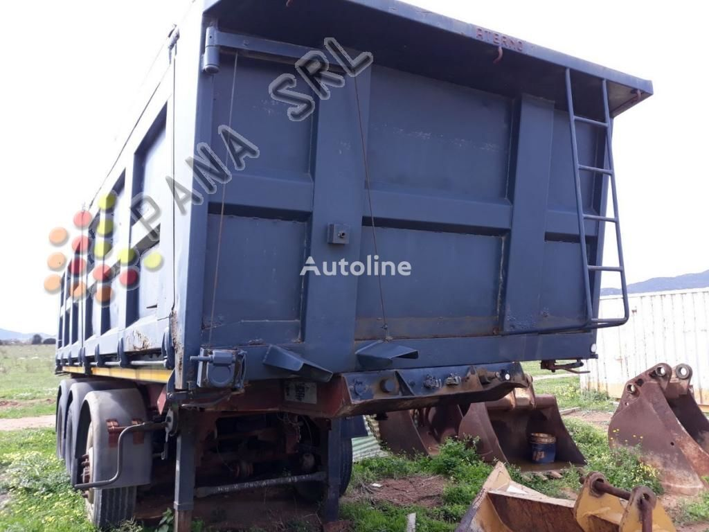 ATERNO PS 36 NC  yarı römork damperli kamyon