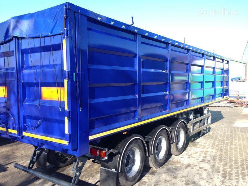 yeni BODEX yarı römork damperli kamyon