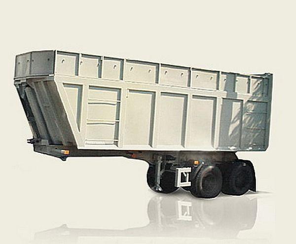 yeni MAZ 950600-030 yarı römork damperli kamyon
