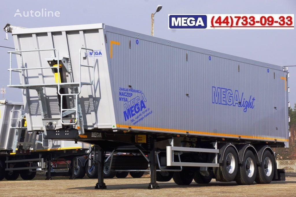 yeni MEGA 10,4 m / 55 M³ ALUM TIPPER