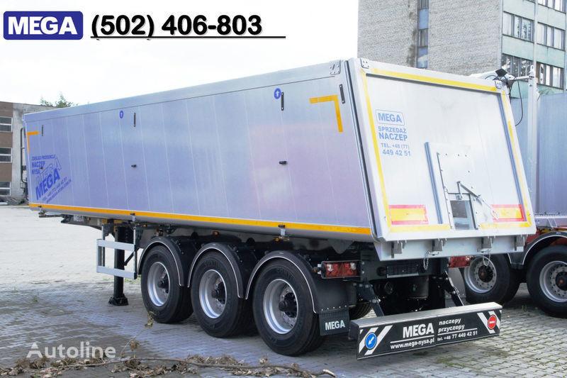 yeni MEGA 2015 SALE !!! 35 m³ - alum. tipper LIGHT - 5,300 KG & tailgate ! yarı römork damperli kamyon