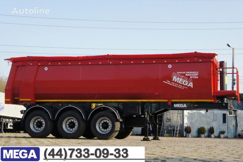 yeni MEGA 30/8360 kcc - camosval ZhЁLOB 30 kub.m., pama k tyagachu 6x4 ! yarı römork damperli kamyon