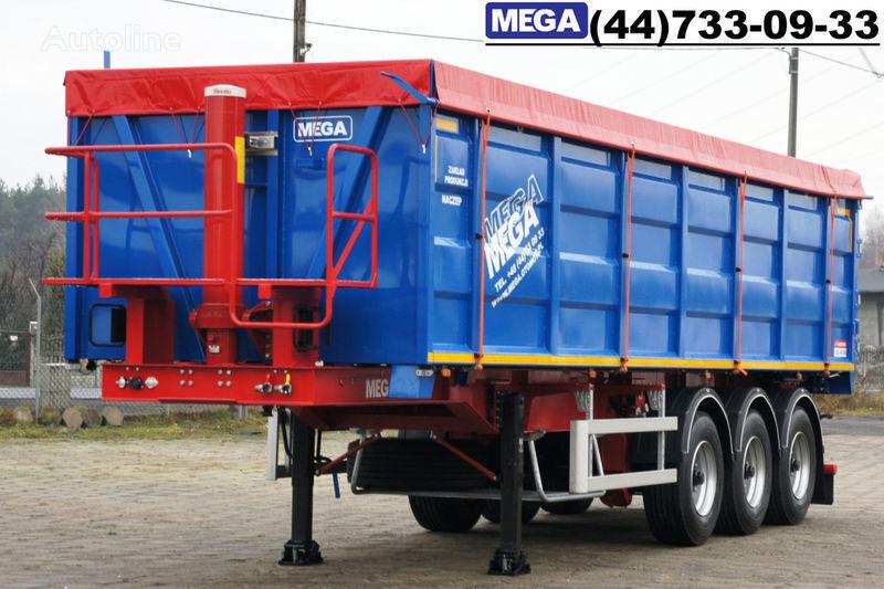 yeni MEGA 40 kub., klapan-dverey, 40/9200 KD !! GOTOV !! yarı römork damperli kamyon