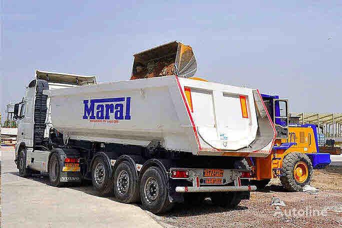 yeni Maral Trailer TIPPER   yarı römork damperli kamyon