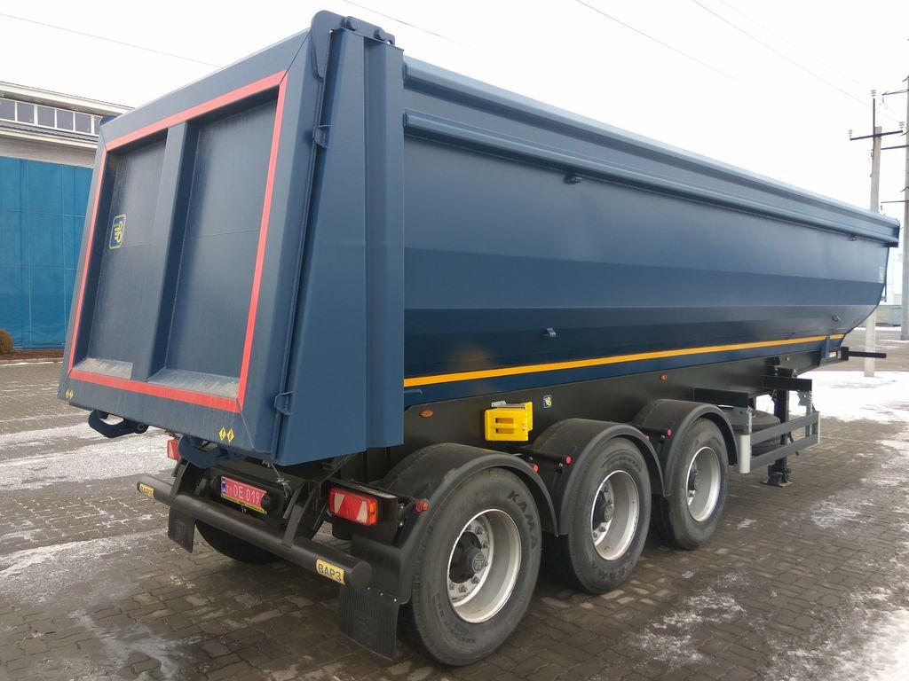 yeni VARZ NPS-2730 yarı römork damperli kamyon