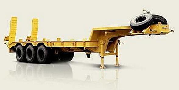 yeni MAZ 937900-010 yarı römork platform