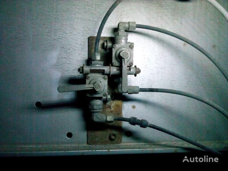 yeni yarı römork için mehanizm podema osi, podemnaya os aks