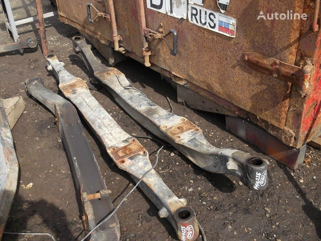 kamyon için Balka perednego mosta Scania aks