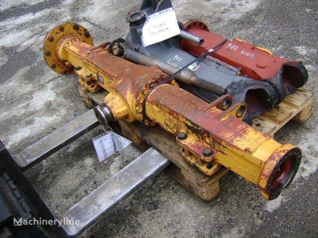 LIEBHERR 902 ekskavatör için Rear aks