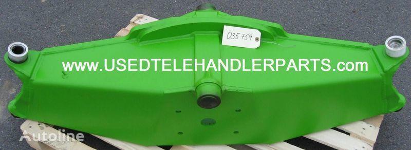 MERLO ekskavatör için rám nápravy zadní č. 035759 aks