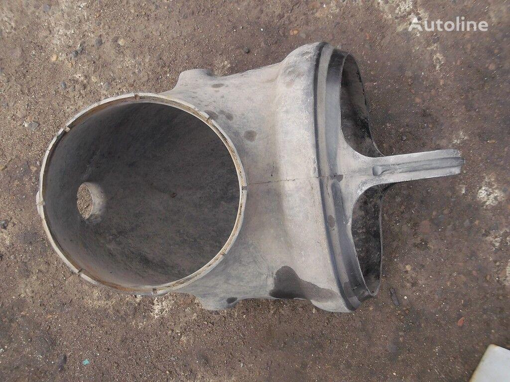 kamyon için vozdushnogo filtra DAF bağlantı borusu