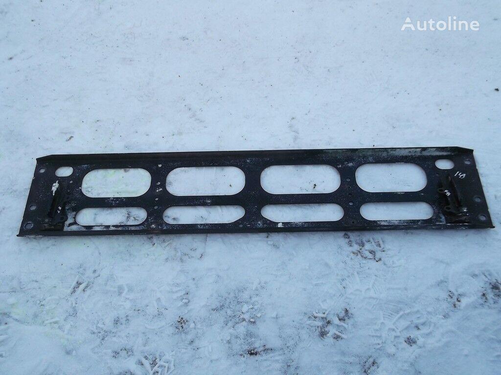 VOLVO kamyon için reshetki radiatora bağlantı elemanları
